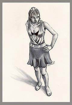 Dangerous Woman by Jennifer Evans