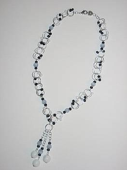 Dangle necklace by Brianna Lynn