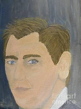 Daniel Craig by Pamela Meredith