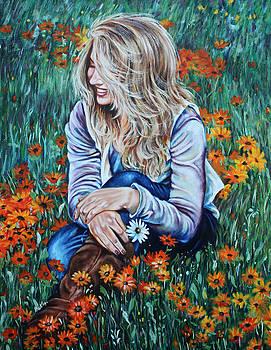 Danielle by Ilse Kleyn