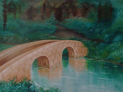 Daniel's Bridge by Karen R Scoville