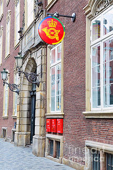 Danish Post Office by Catherine Sherman