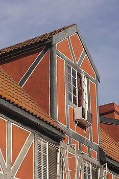 Art Block Collections - Danish Style Building