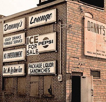 Danny's Lounge by Richard Nickson