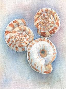 Dan's Snails by Libby  Cagle