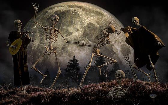 Daniel Eskridge - Danse Macabre