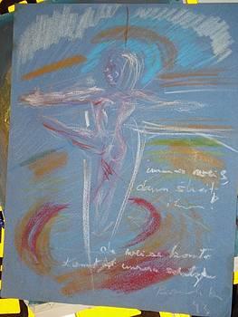 Danseur by Karim BOUNADI