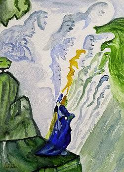 Dante Inferno by Lei Wen