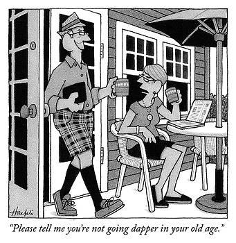 Dapper by William Haefeli