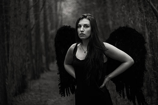 Dark Angel by Brian Hughes