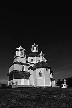 Dark Church by Brian Sereda