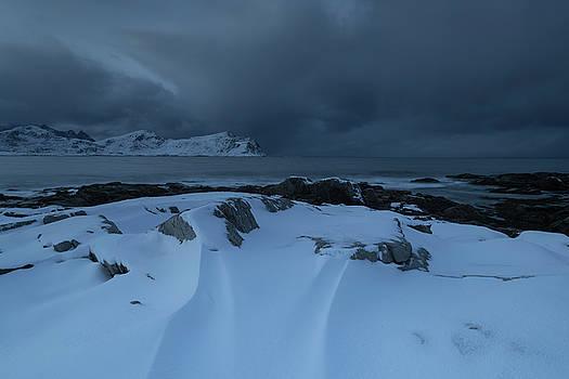 Dark clouds by Frank Olsen
