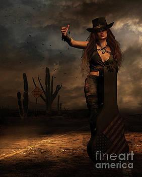 Dark Desert Highway by Shanina Conway