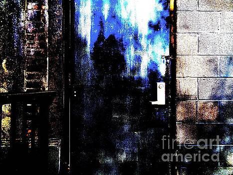 Dark Door by Chuck Taylor