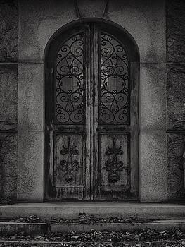 Dark Door by Gothicrow Images