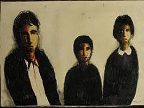 Dark family - 1990 by Claudio Facchi
