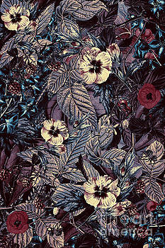 Justyna Jaszke JBJart - dark flower