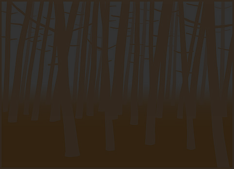 Dark Forest by David Strong