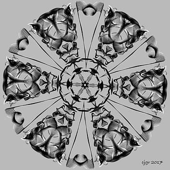Dark Geometry by Cj Grant