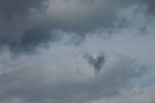 Dark Heart Cloud by Cathie Douglas