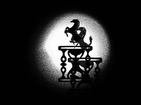 Dark Horse 31 by Debolina Moitra