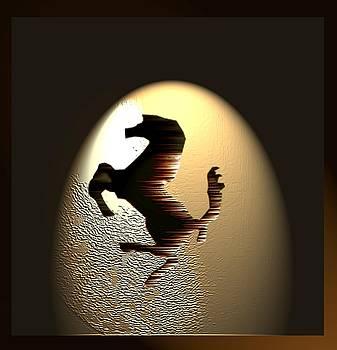 Dark Horse 43 by Debolina Moitra