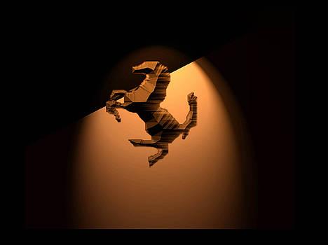 Dark Horse 45 by Debolina Moitra