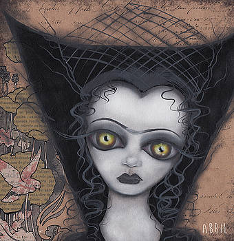 Dark Lily by Abril Andrade Griffith