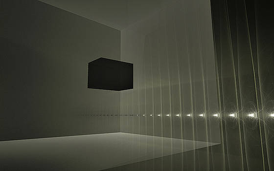 Dark Matter by GJ Blackman