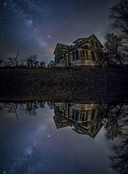 Dark Mirror by Aaron J Groen