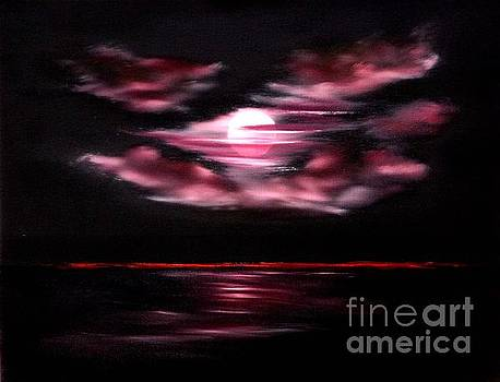 Dark Moon Arising Sold by Cynthia Adams