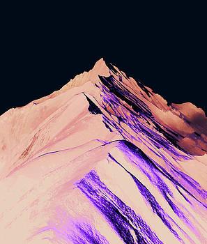 Dark Mountain by Uma Gokhale