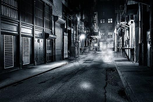 Dark NYC by Mihai Andritoiu