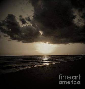 Dark Ocean 1 by Amanda Currier