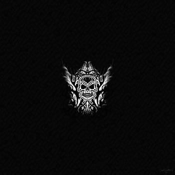 Dark Side Warrior by Derek Gedney