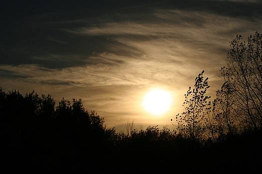 Dark Sunset by Ajp