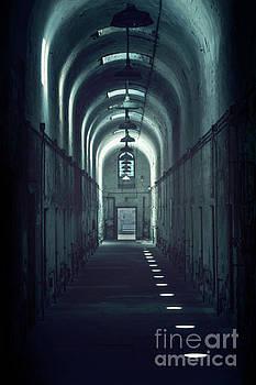 Dark Tunnels by Evelina Kremsdorf
