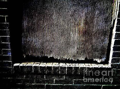 Dark Window by Chuck Taylor