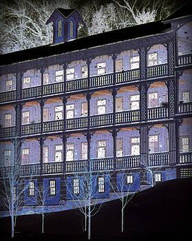 Dark Winter Night by Mary Beth Landis