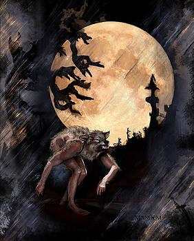 Darkenwarg by Mandem