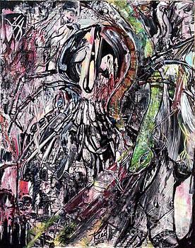 Darkness Descends by Reed Novotny
