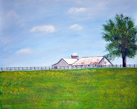 Darlington Farm by Jeanette Keene