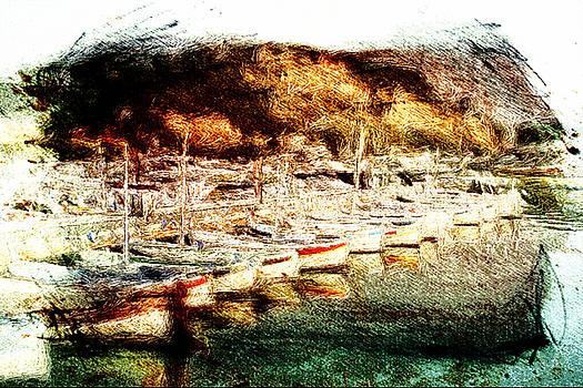 Darsena by Andrea Barbieri