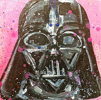 Darth Vader by Mary Gallagher-Stout