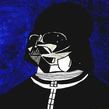 Darth Vader-Star Wars by Paulo Guimaraes