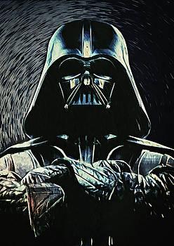 Darth Vader by Taylan Apukovska