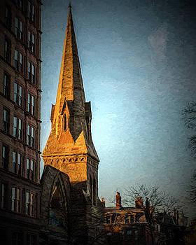 Thomas Logan - Dartmouth Street in Boston