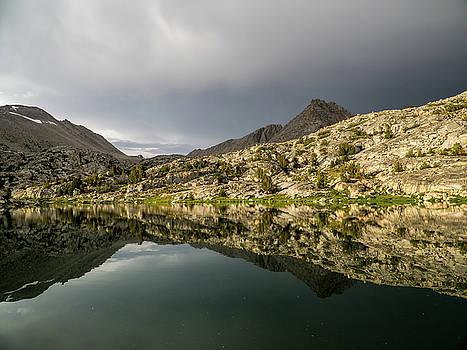 Darwin Lake by Martin Gollery