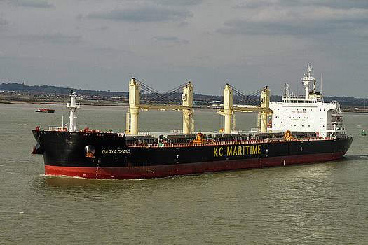 David French - Darya Chand ship Bulk Carrier