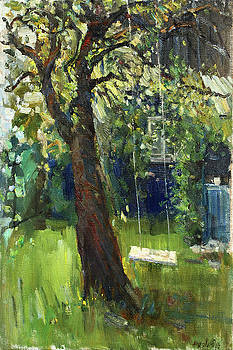 Dasha's swings by Juliya Zhukova